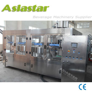 Spring Drinking Water Rinsing Filling Capping Processing Equipment Machine pictures & photos