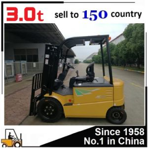 Chl Heli Brand Battery Operated Forklift pictures & photos