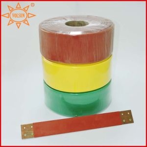 Cable Protective Red Bus Bars Heat Shrink Sleeve pictures & photos