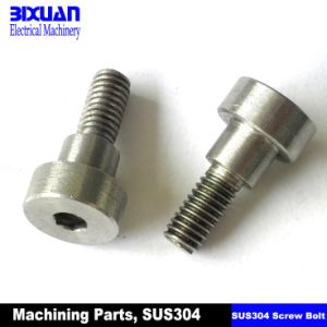 Screw Part Screw Machining Parts CNC Machining Part Screw Bolt Nut pictures & photos