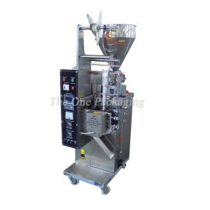 Vertical Cream Packaging Machine/Sauce Packing Machine pictures & photos