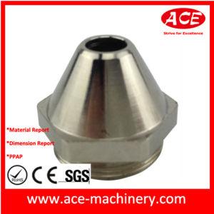 CNC Machining of Aluminum Cover Part pictures & photos