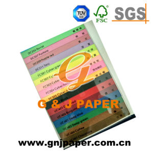 High Quality light Green Paper Card for Sale pictures & photos