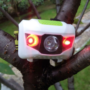 Hot Promotion Waterproof 1W High Power LED Headlamp pictures & photos