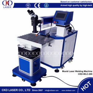 Mold Mould Renovate Restore Repair Repairing YAG Laser Welding Machine pictures & photos