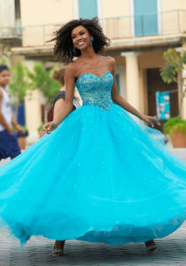 2017 Ball Gown Prom Evening Party Dresses Pd402 pictures & photos