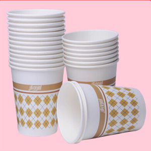 6 Colors Flexo Printing 6oz Disposable Coffee Paper Cup pictures & photos