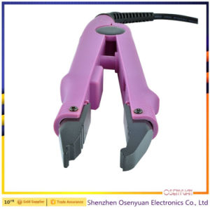 Temperature Controled Hair Extension Iron pictures & photos
