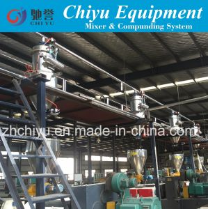 Powder Conveyor for Insulated PVC Cable Wire Extrusion Line pictures & photos