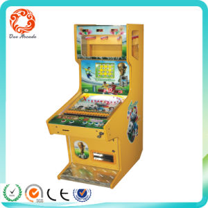 Newest Coin Operated Arcade Aerosmith Virtual Pinball Game Machine pictures & photos