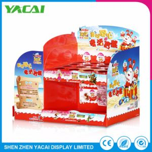 Floor Paper Retail Exhibition Stand Stores Products Display Rack pictures & photos