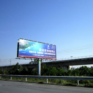 City Billboard Modern Signs Aluminium Billboard LED Billboard Display pictures & photos