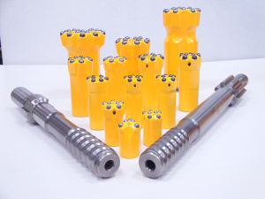 High Quality Carbide DTH Drilling Rock Bit pictures & photos