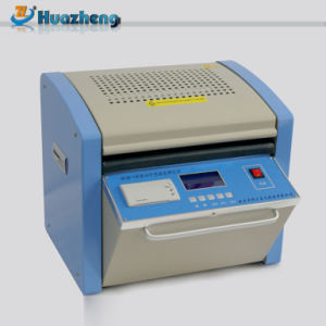 Fully Automatic Online Export Dielectric Strength Bdv Value Oil Tester pictures & photos