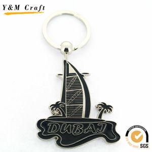 Custom Dubai Key Chain Metal Key Ring for UAE Market pictures & photos