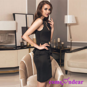 New Arrivals Women Sexy Ladies Prom Bodycon Fashion Sexy Dress pictures & photos