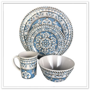 Wholesale High Quality Homeuse China Dinnerware Set pictures & photos