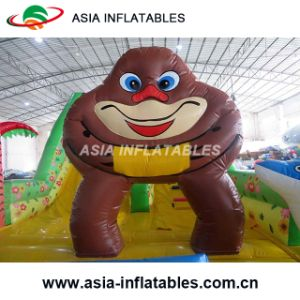 Inflatable Gorilla Bouncer Slide for Kids Party pictures & photos