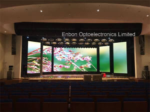 Ultra Slim Indoor Portable Panel Movable LED Screen Display P3, P4, P5, P6, P7.62, P10 pictures & photos