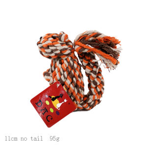 Pet Champion Cotton Dog Rope Toy Squirrel pictures & photos