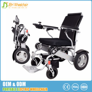 Portable Electric Power Wheelchair with Small Folding Size pictures & photos