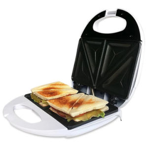 4-Slice 3 in 1 Detachable Plates Breakfast Maker Sandwich Maker pictures & photos