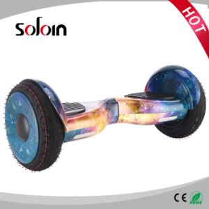 10 Inch SUV Smart 2 Wheel Hoverboard Self Balance Electric Scooter (SZE10H-2) pictures & photos