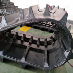 Yanmar Types Rubber Tracks 500/90aw/54 pictures & photos