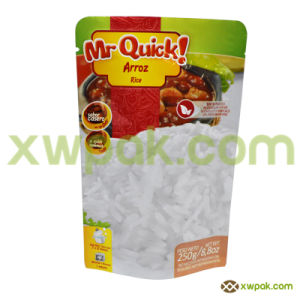 Plastic Retort Pouch for Food
