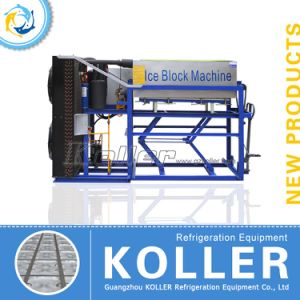 New Type Automatic Ice Block Machine (DK15) pictures & photos