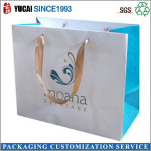 Kraft Paper Shopping Bag with Cotton Rope pictures & photos