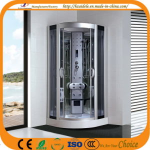 Oval Shape Low Base Steam Shower Room (ADL-8320) pictures & photos