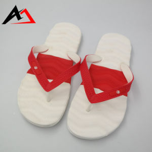 Slipper Shoes Summer Colorful Flip Flops for Men Shoe (AKCS2) pictures & photos