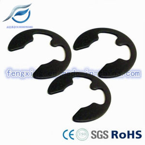 E Type Clip Washer with Split Circlip Snap Ring Washer pictures & photos