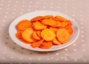 IQF Frozen Vegetables Crinkled Carrots pictures & photos