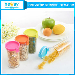 Neway Plastic Food Grade Jar pictures & photos