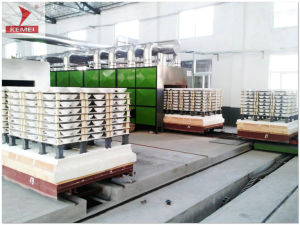 Tunnel Kiln for Ceramic/Porcelain Tableware pictures & photos