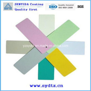 Hot Sale Thermosetting Epoxy Polyester Powder Coating Paint pictures & photos