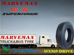 Marvemax Superhawk 11r22.5 295/75r22.5 Heavyduty Truck Tire pictures & photos