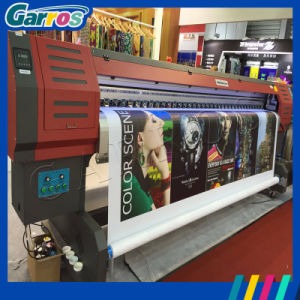 Garros Wide Format 3200mm Digital Eco Solvent Printer Machine for Flex Banner pictures & photos
