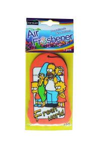 Custom Cartoon Design Hanging Car Air Freshener pictures & photos