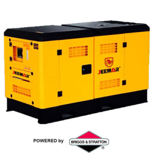 Movable China Generator Set 15kw Bm12s/3 pictures & photos