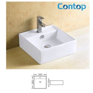 Ceramic Counter Top Washing Basin 8079b pictures & photos