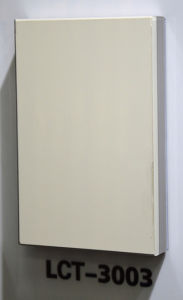 Zhihua Brand Lct MDF Panels with Solid Color (LCT-3003) pictures & photos