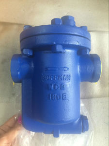 Screw End Cast Steel Inveted Bucket Steam Trap pictures & photos