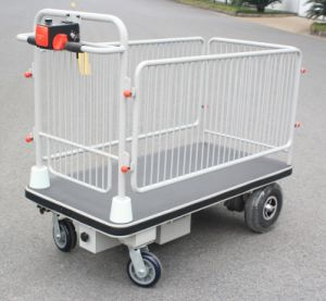 Hg-1050 Electric Airport Cart with Shelf