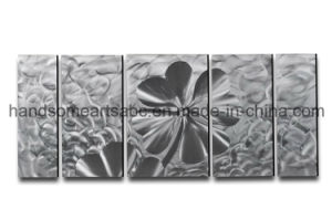 High-Quality Aluminum Painting for Home Decoration - Four Leaf Clover (HB60140125) pictures & photos