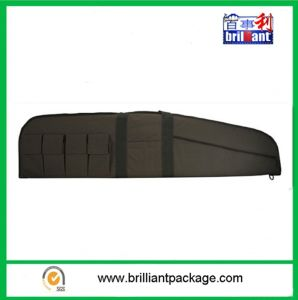 "44"" Black Heavy Duty Tackical Rifle Case Gun Bag pictures & photos"