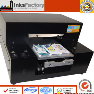 A4 Flatbed Printer (pen printers/leather printers/gifts printers) pictures & photos