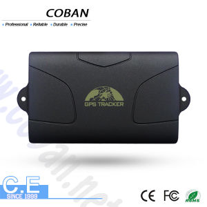 Automotive GPS Tracker Long Standby, Web Base Platform GPS104 pictures & photos